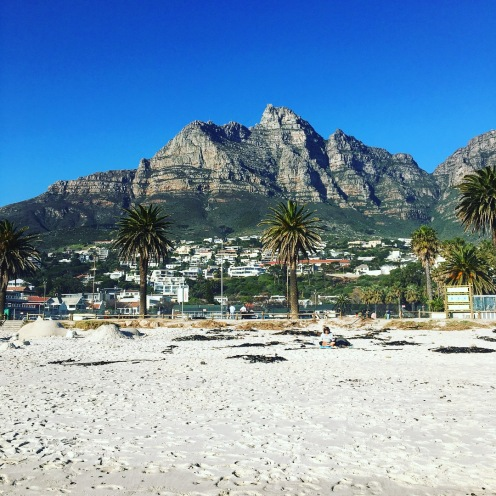 Camps Bay - 2 mins from our Airbnb